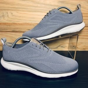 Cole Haan 3.ZeroGrand Wingtip Knit Oxford Shoes